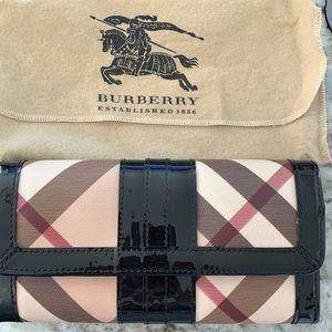 Burberry Nova Check' Wallet
